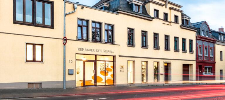 RBP Bauer Deblistering in Euskirchen