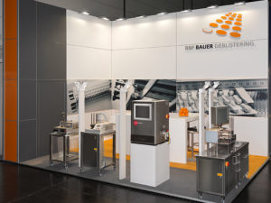 RBP Bauer Deblistering with a new stand at INTERPACK '14